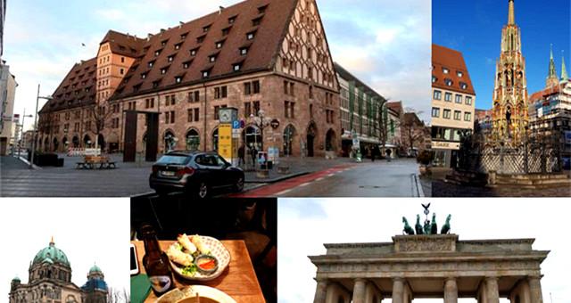 冬天游德国 | 柏林——>纽伦堡——>罗滕堡——>慕尼黑——>新天鹅堡