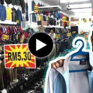 """""""二手衣都是Bangla买的?""""悄悄告诉你好处多得是!"""