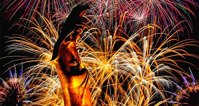 【旅游情报】9月至10月期间若有去澳门,别错过了当地的国际烟花比赛大汇演!