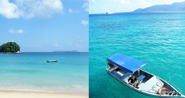 第一次浪漫双人游 感受刁曼岛之美!