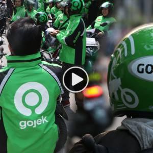 【Go Jek进军大马】 上集:电召摩托载客路程短 Go Jek须为乘客投保吗?
