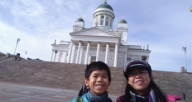 RM8000 18天 芬兰+瑞典+挪威自驾游