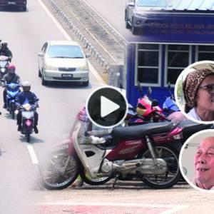 """Gojek可解决交通、就业问题?""""一天可看到2、3起摩托意外!"""""""