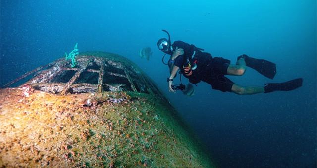 """【旅游放大镜】全球最大的水下主题公园 """"Dive Bahrain"""" 正式对外开放!"""
