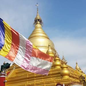 缅甸12日行之被遗忘的蒲甘王国