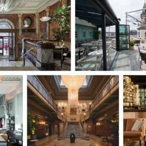 盘点伦敦5家新的酒店!超奢华且极富艺术气息!