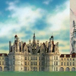走入《美女与野兽》电影里的童话城堡!还可以在里面跳支舞