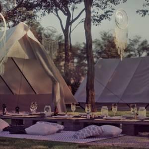 一个随时随地都可以去露营的梦想家园就在这里!