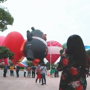 2020年布城国际热气球嘉年华! 不必到土耳其也能看热气球!