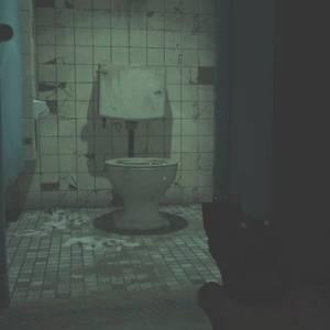朋友突然消失不见,可是她却说她一直在厕所