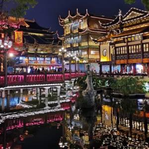 让人陶醉的上海夜景