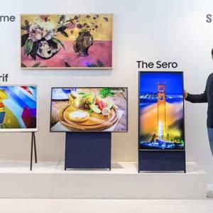 想要手机银幕跟电视一样大?Samsung做到了!