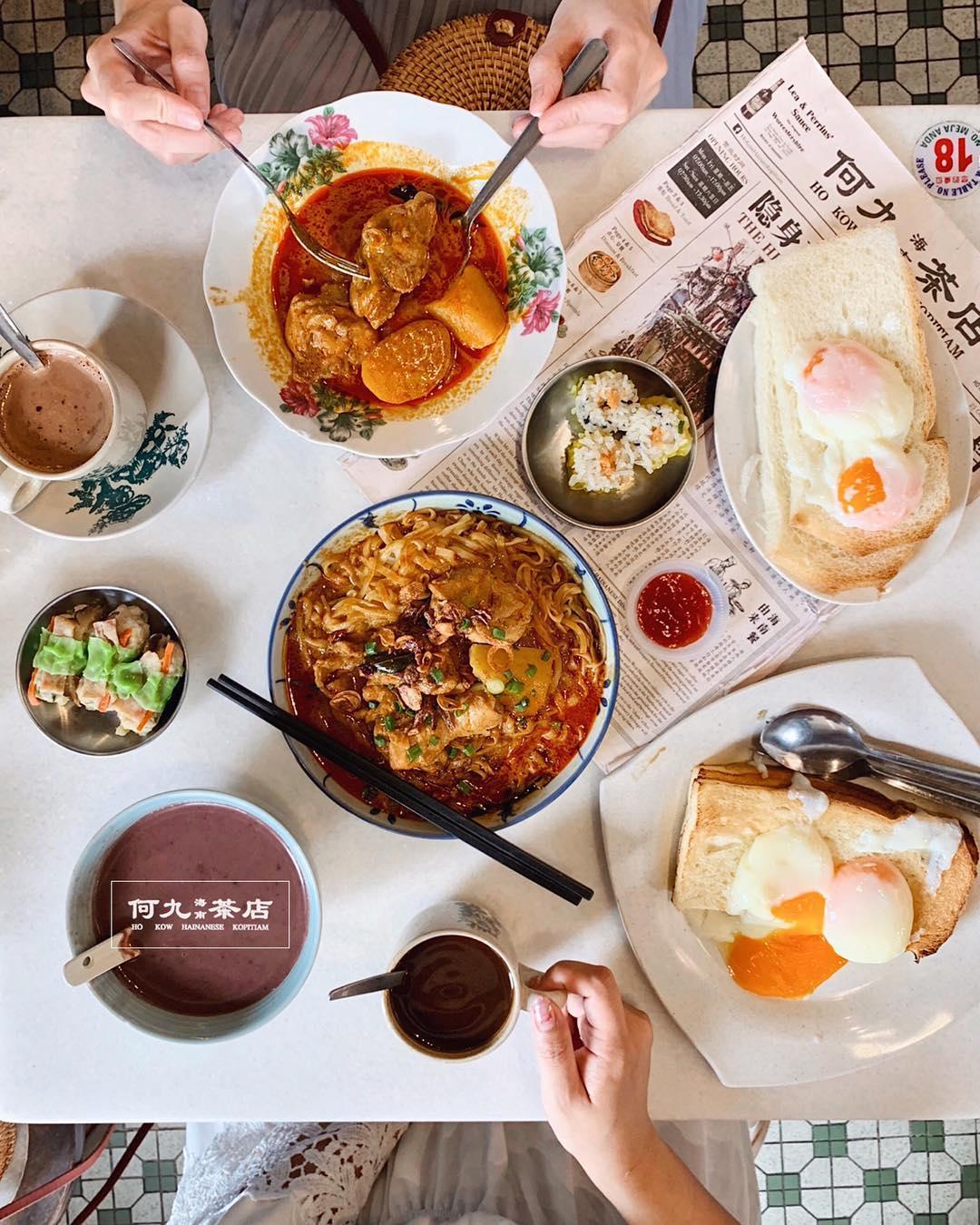 吉隆坡早餐好去处!这些近百年老店,你都吃过了吗? - 生活- 热辣网