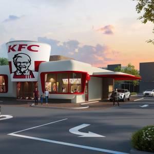 大马全新打卡地点 首家「美式复古KFC」即将完工!