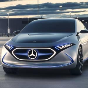 Mercedes-Benz EQA 及 EQS 计划在 2021 年发表亮相!