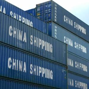 全球海运费暴涨    症结源自中国