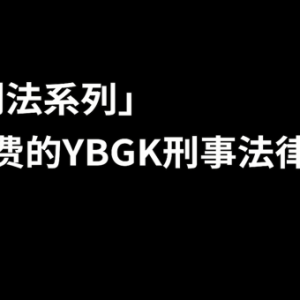 《「刑法系列」免费的YBGK刑事法律援助》法律GPS