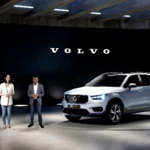 大马Volvo Car提供全系列插电式混合动力汽车XC40 Recharge T5 R-Design