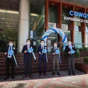 世界首间COWAY体验馆在马来西亚开幕   改善生活的点子统统齐聚一堂