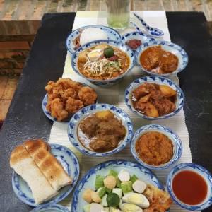 隐藏于隆市住宅区内的娘惹餐厅  推出最地道的娘惹餐让每个顾客吃后都赞不绝口 !