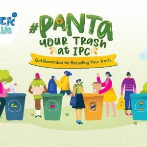IPC回收与回购中心 化废品为奖励,鼓励大众 #panta式处理垃圾
