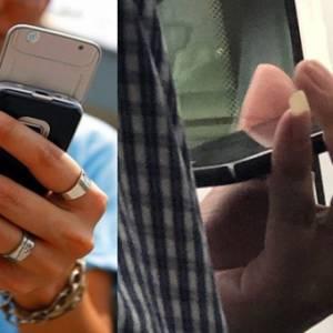 男友喜欢留长指甲,还爱去美甲店保养!大马女友超不爽:我真的很想偷偷剪掉他的指甲!