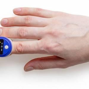 """血氧浓度测量仪缺货? 几招可检测是否""""快乐缺氧""""!"""