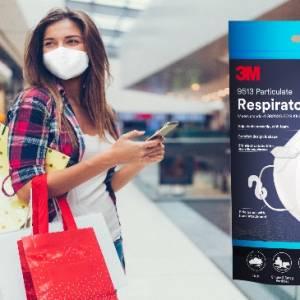 提升您的空气:3M推出全新KN95防护口罩,有效保护人们免受空气中的PM2.5微粒和过敏原的侵害
