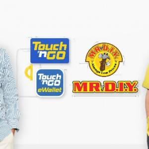 MR D.I.Y.与 Touch 'n Go 宣布达成战略合作  为线上线下渠道客户提供更多便利
