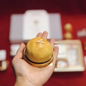 🥮 浓浓牛油芝士香的上海月饼+低糖餡料传统月饼KL