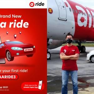 AirAsia 进军电召车服务,推出 AirAsia Ride!