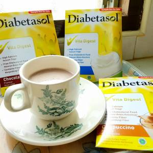 Diabetasol 让我的生活更健康