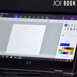 JOI® 笔电+平板电脑一体   让人惊艳的360o旋转魅力