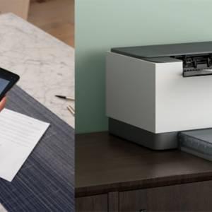 HP打印机配合APP竟然这么方便?!连接手机就能随时随地扫描打印,让一切井井有条!