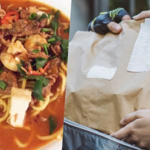 大马女子外卖平台点RM8牛肉面 结账价格高了5倍...需付RM40!