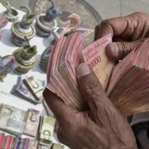通胀太大,一瓶汽水800万?!委内瑞拉:把钱上删掉6个零!