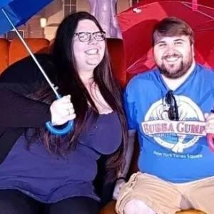 172公斤妹子太胖不敢结婚,推迟婚礼3年减掉了半个自己