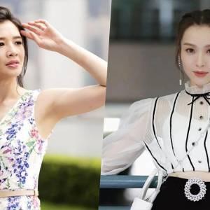 """李佳芯成TVB""""真人美过上镜""""女演员!第二名的她最大争议!"""