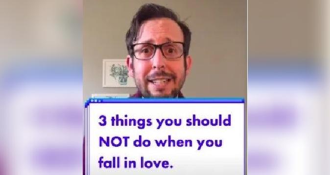 """心理咨询师分享""""恋爱后不该做的3件事"""",网友:早看到就好了! """