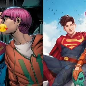 官方宣布超人出柜?变双性恋亲吻男生,扮演者和网友吵翻!