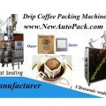 Mesin pengepakan kopi