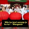 """""""Amboi, Sampai 7 Menteri Turun Saksikan Perhiasan Tanglung"""" - Warganet"""