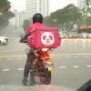 """""""Bukannya Tak Bayar"""" - Minta Food Panda Beli Roti, Gadis Ini Dikecam Netizen"""