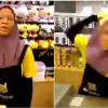 Cashier Ninso Mengamuk Sakan Dimaki Pelanggan