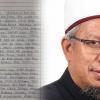 Tak Puas Hati Dihalau Dari Saf Depan, Mufti WP Ulas Surat Budak 8 Tahun Kepada AJK Surau