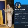 Ada Yang Selar Kata Gila Glamor, Raja Permaisuri Agong Akhirnya 'Deactivate' Akaun Twitter!