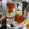 Ketagih Nak Makan Nasi Kandar, Sanggup Bawa Masuk Pinggan Dalam Kereta.