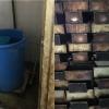 Kilang Jijik, Buat Roti Guna Air Tandas