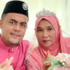 """""""Cinta Dia Kepada Saya Luar Biasa,""""-Wanita 59 Tahun Gembira Kahwini Pemuda 22 Tahun"""