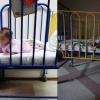Penat Menangis Sampai Tertidur,  Bayi 7 Bulan Sebatang Kara Ditinggal Ibu Di Hospital